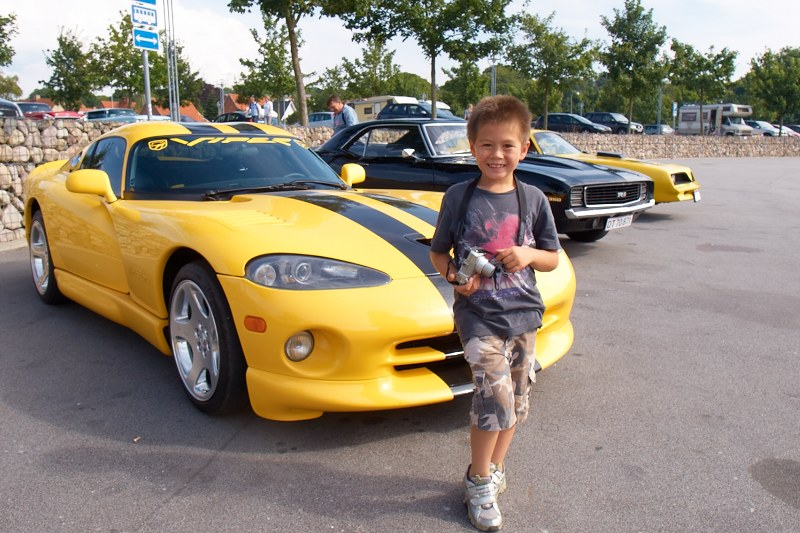 2010-08-07 American car - Dodge Viper