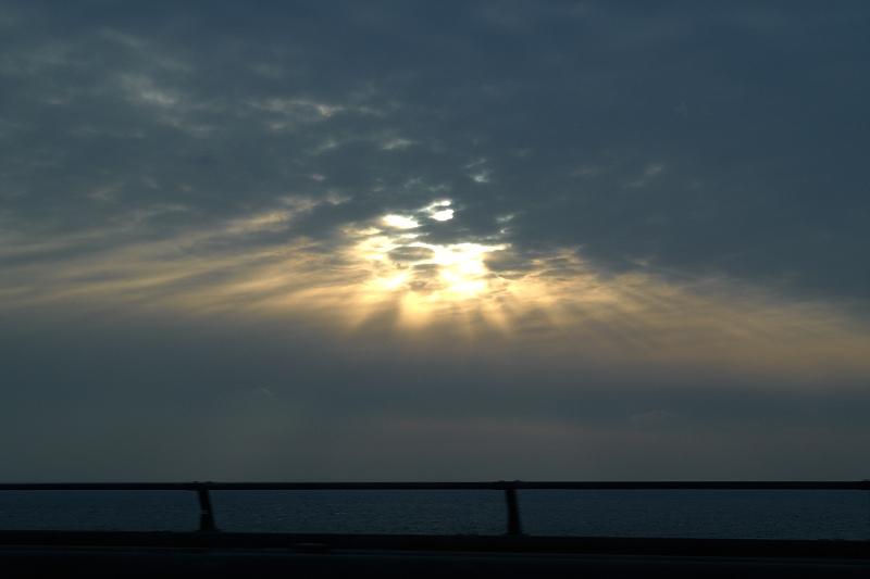 2011-02-23 Sun behind cloud