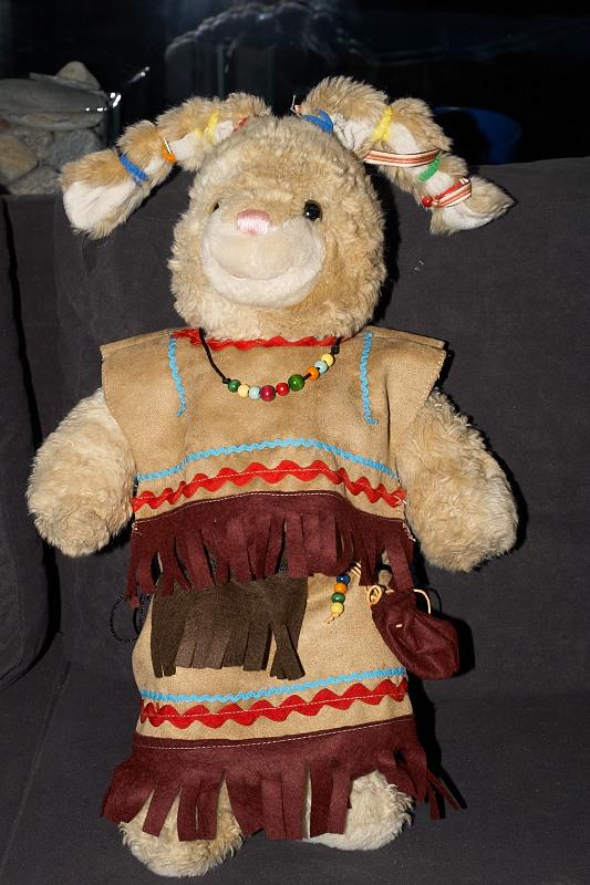 2011-03-07 Rabbit as indian