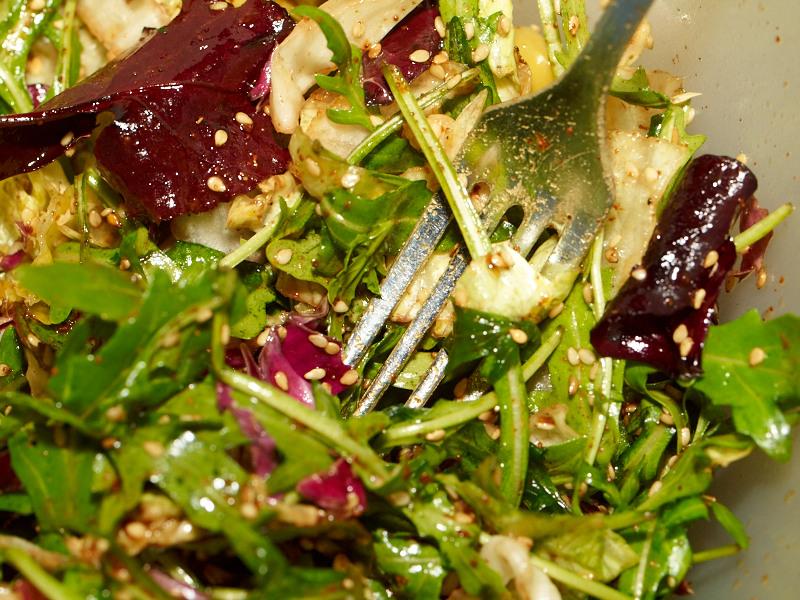 2011-03-16 Some salad