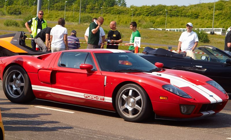 2011-06-05 Ford GT