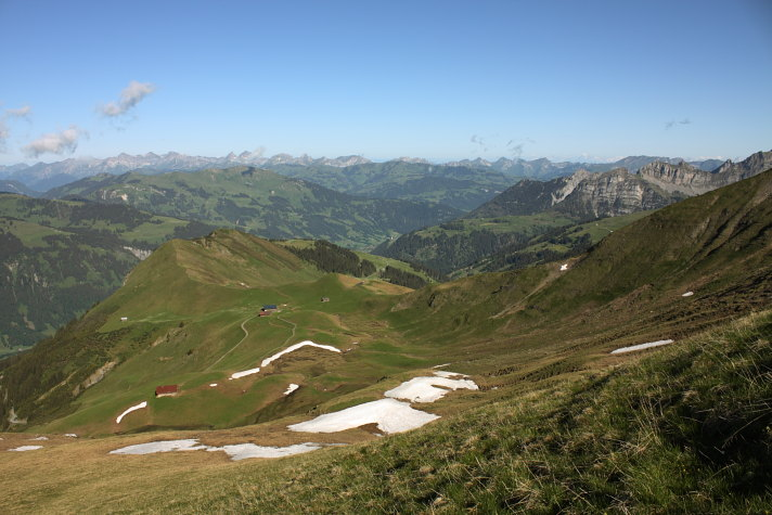 View from Tierberg