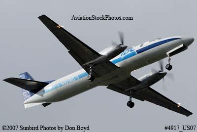 IBC Airways Fairchild SA227-AC N921BC cargo aviation stock photo #4917