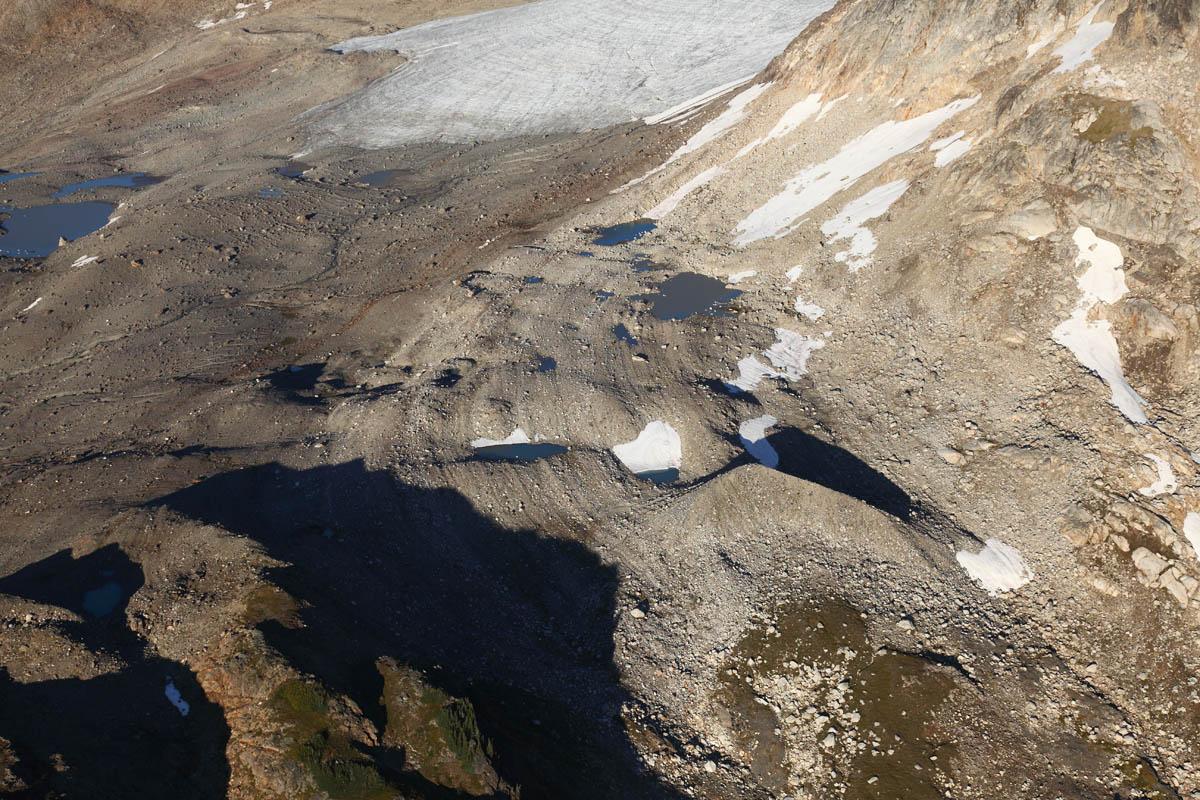 Terminus, White Chuck Glacier <br> (WhitechuckGl101310-021adj.jpg)
