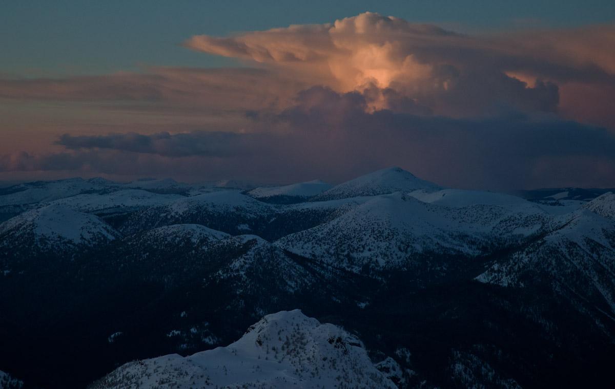 Sheep Mountain & The North-Central Pasayten Wilderness <br> (Sheep031911-05.jpg)