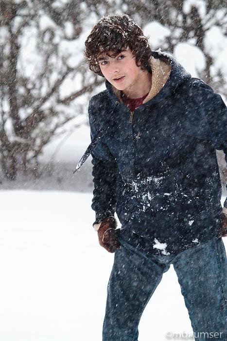 Ummmm, what snowball?