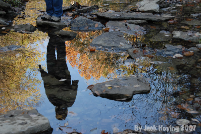 Fall Colors Reflection