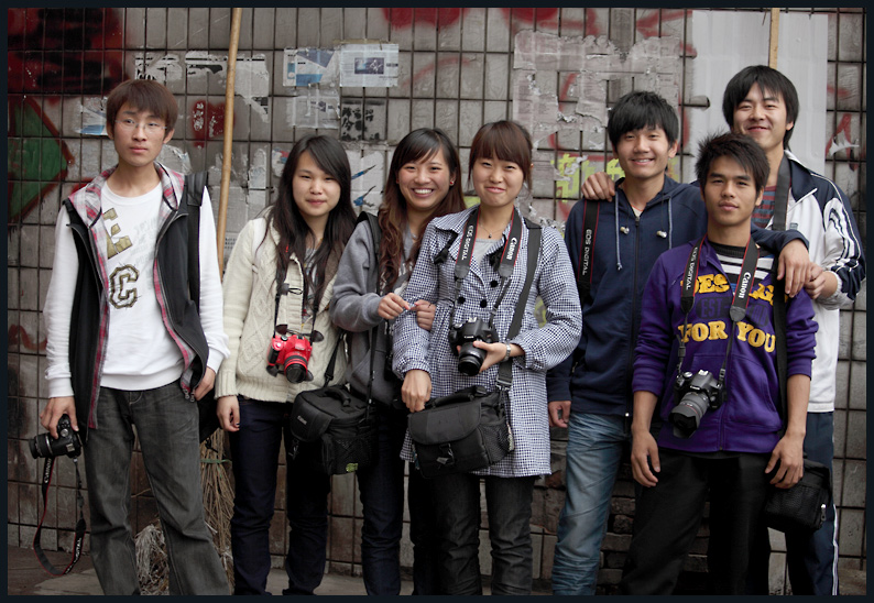 Young Photographers - 501 Arts Centre - Huangjeuping