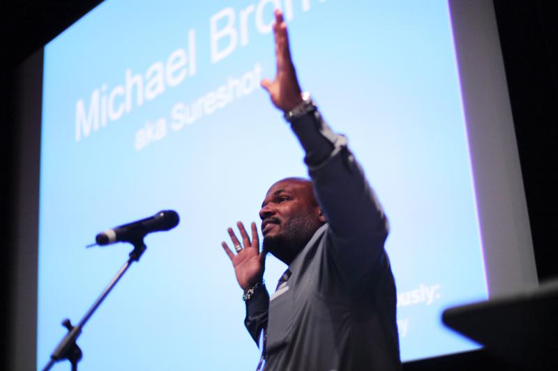 Michael Brome (aka Sureshot)   IMG_8314.jpg
