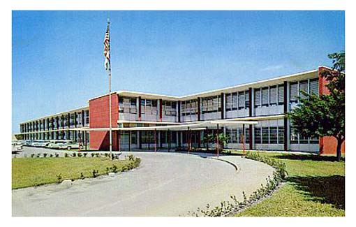 1950s - Southwest Senior High School, Miami