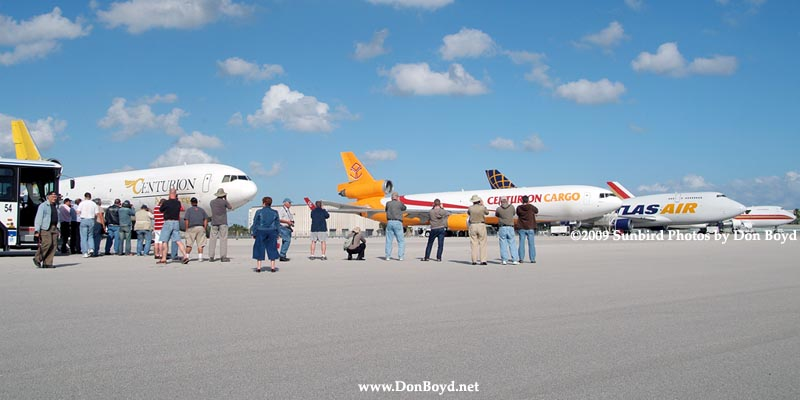 2009 - the annual photographers tour at Miami International Airport, photo #1481