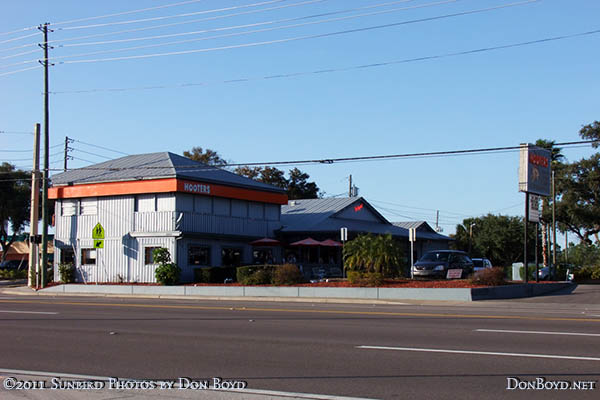 2011 - the original Hooters Restaurant that started it all in 1983 - stock photo #5587