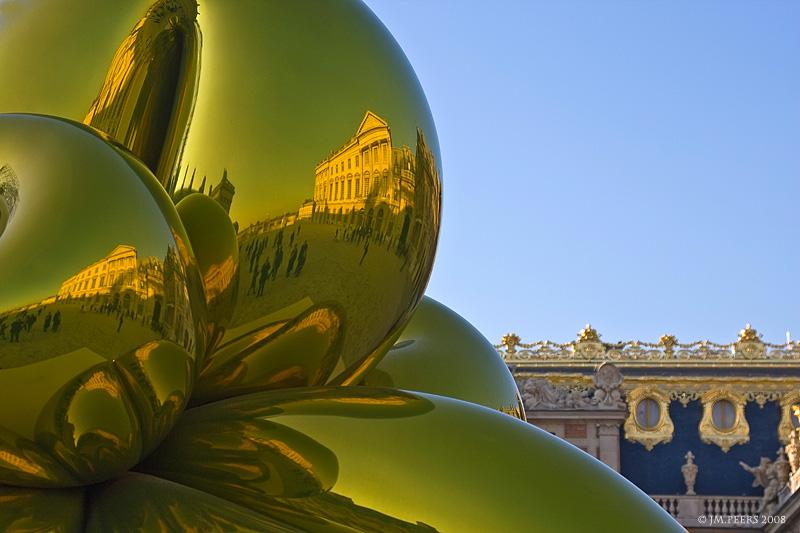 JEFF KOONS<br>Balloon Flower (yellow)
