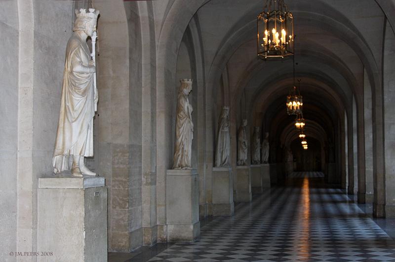 Galerie de pierre