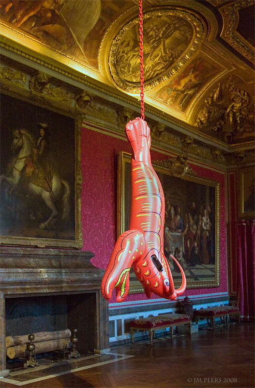 JEFF KOONS<br>Lobster