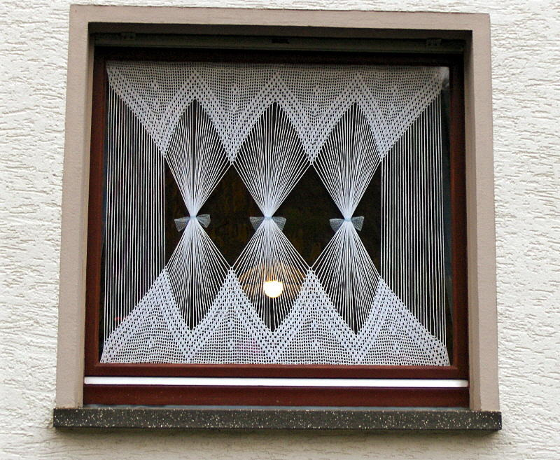 MODERN WINDOW  NETS