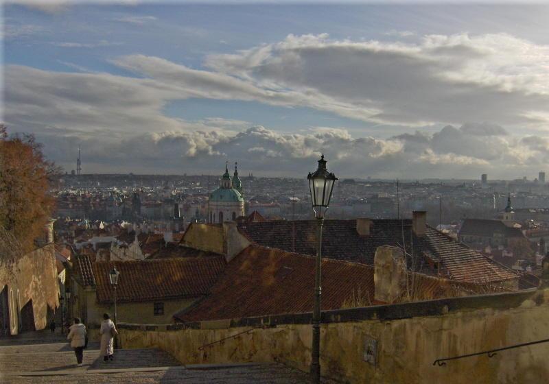 A VIEW OVER PRAGUE   897