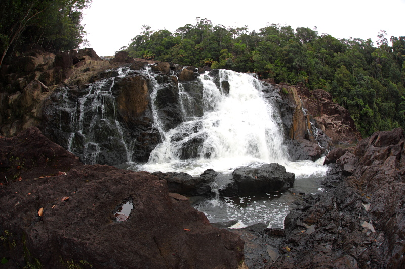 Buaya Sangkut Waterfalls