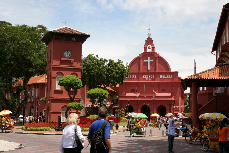 Christ Church-Malacca