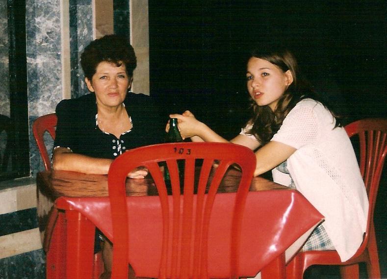 Ludmilla and Julia