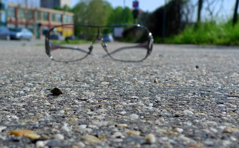 I have fallen glasses