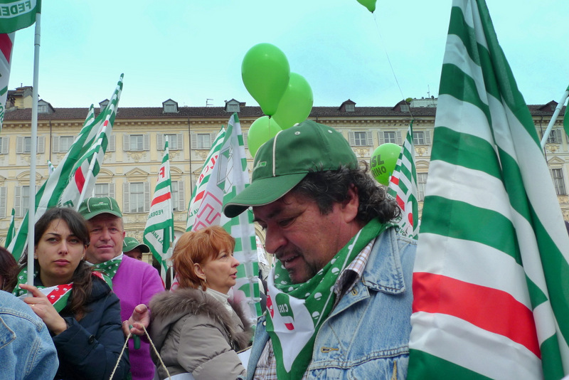 Labour Day - 1 Maggio 2012 - Turin - Italy