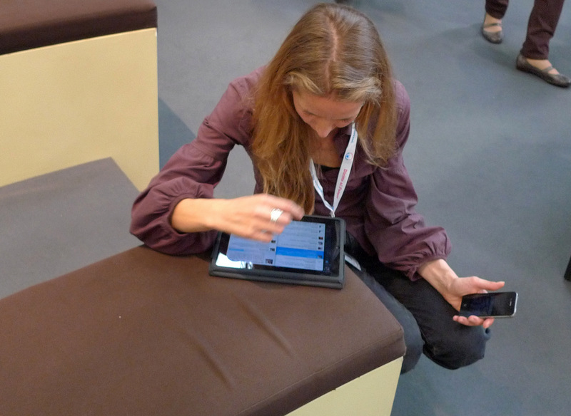Turin International Book Fair 2012