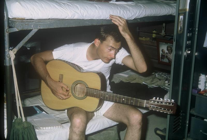 Jeff Alexander with Vietnamese 12 string