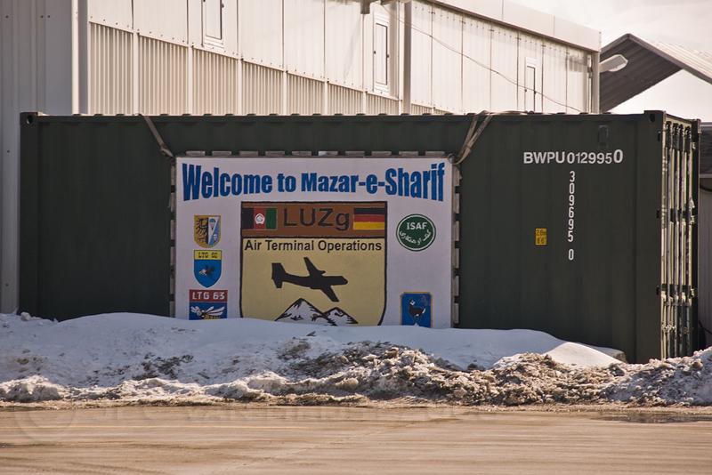 Welcome to Mazar-e Sharif