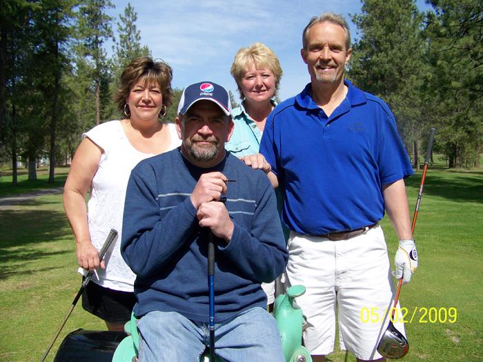 WDS Charity Golf Tournament 2009