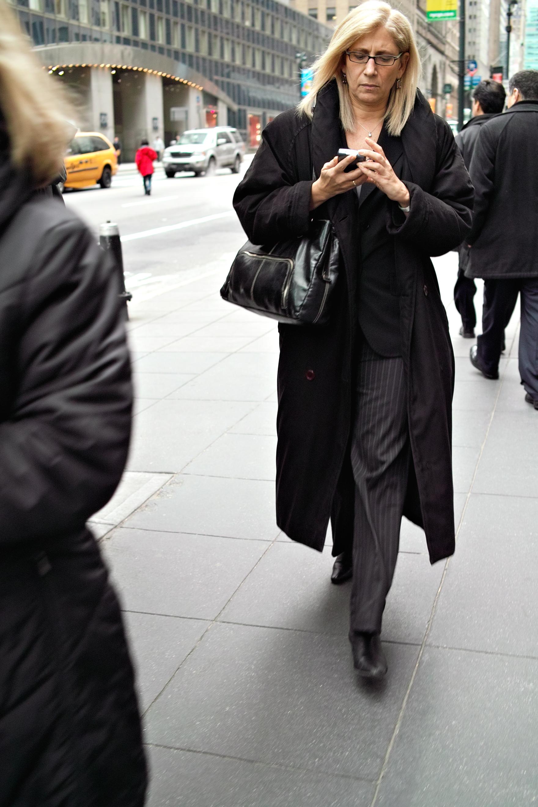 Blackberry stroll