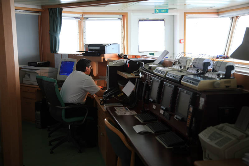 Captain in Communications Office
