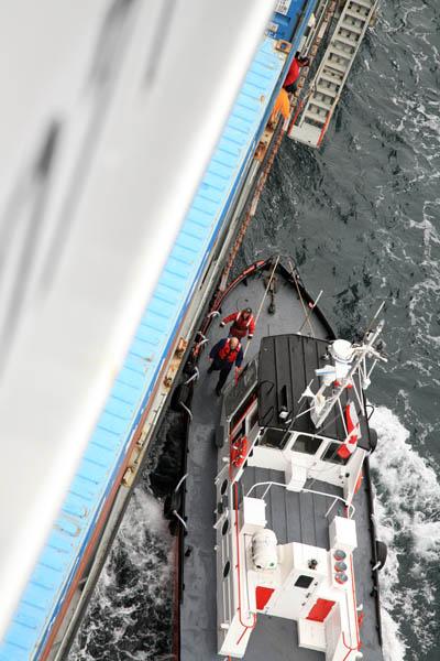 Safely Aboard