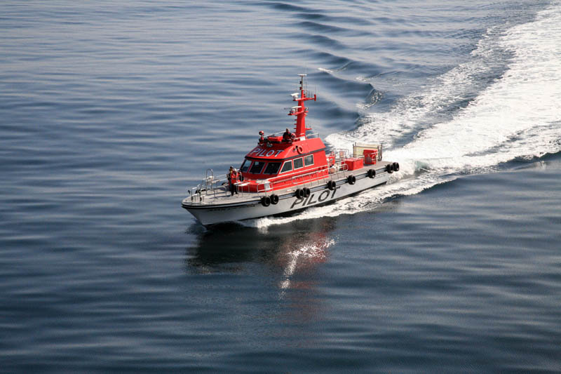 US Pilot Boat