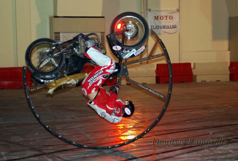 Demo  Motorcycle ...