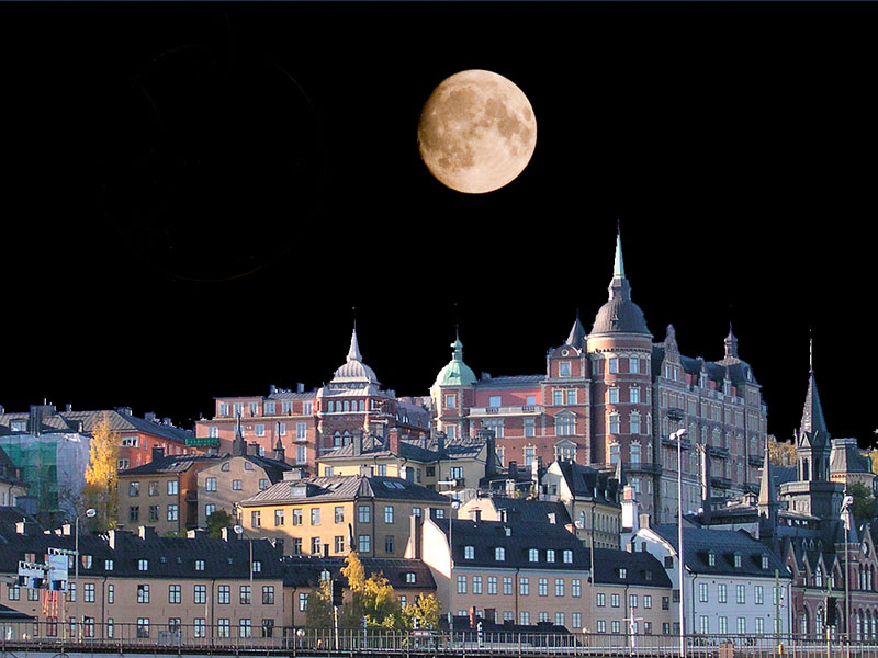 BEFORE:  Stockholm
