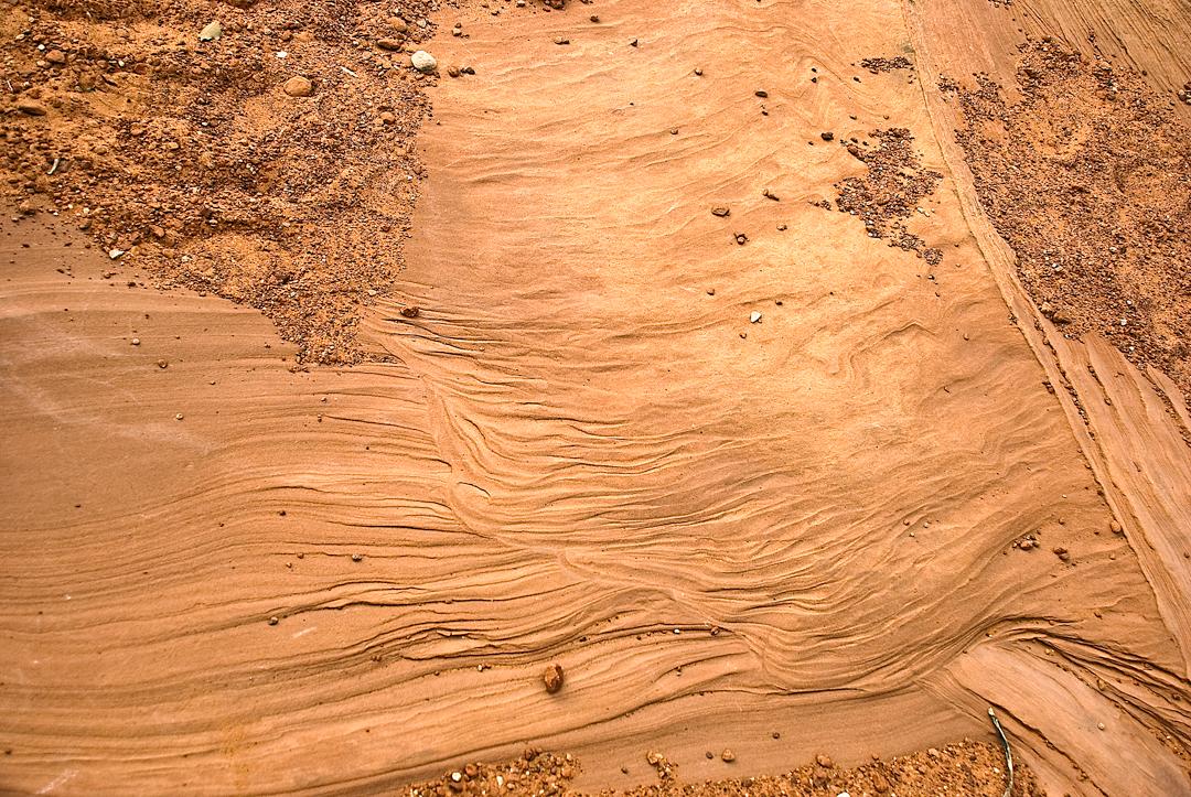 Patterns in the Bedrock