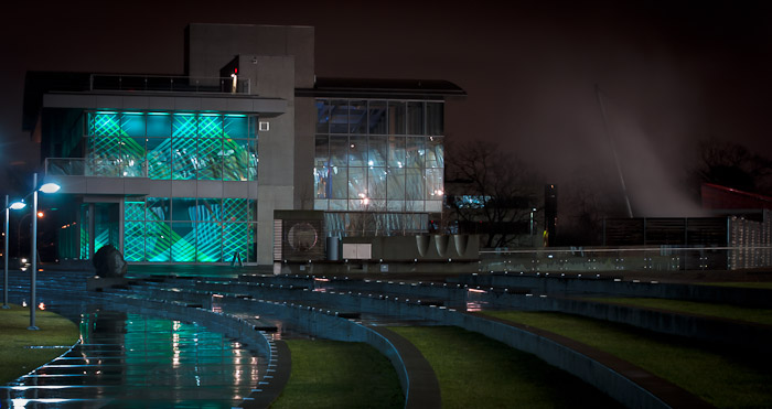 Olympic Oval, Vancouver