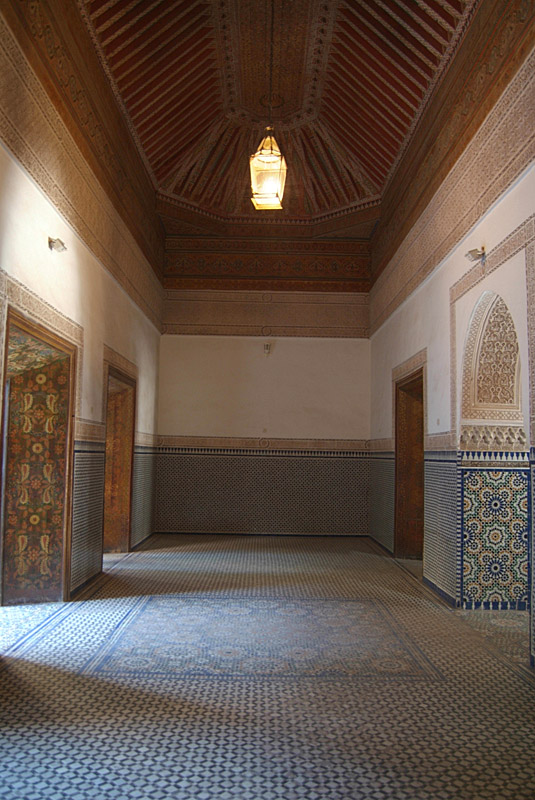 Moasic Room