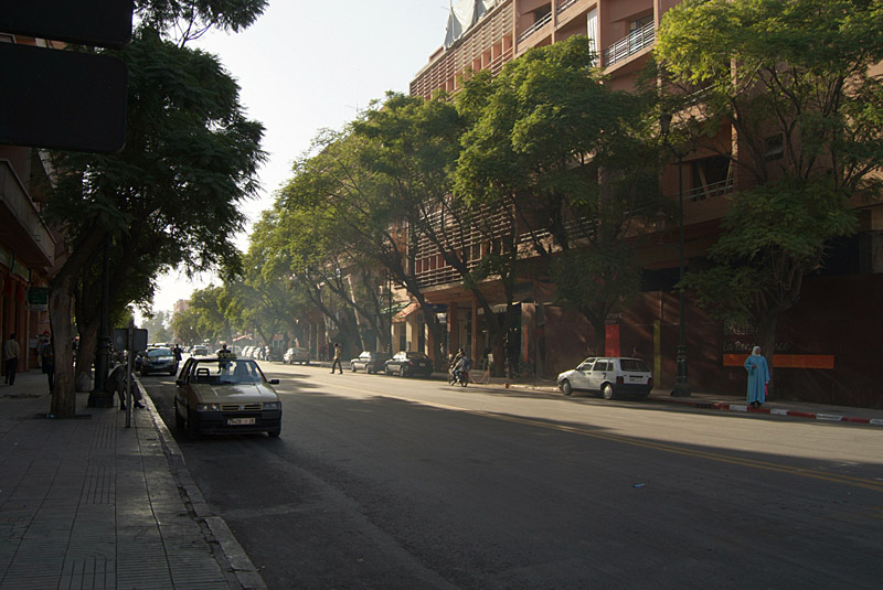 Wide Streets