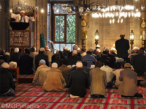 Yeni Camii, Istanbul, Turkey