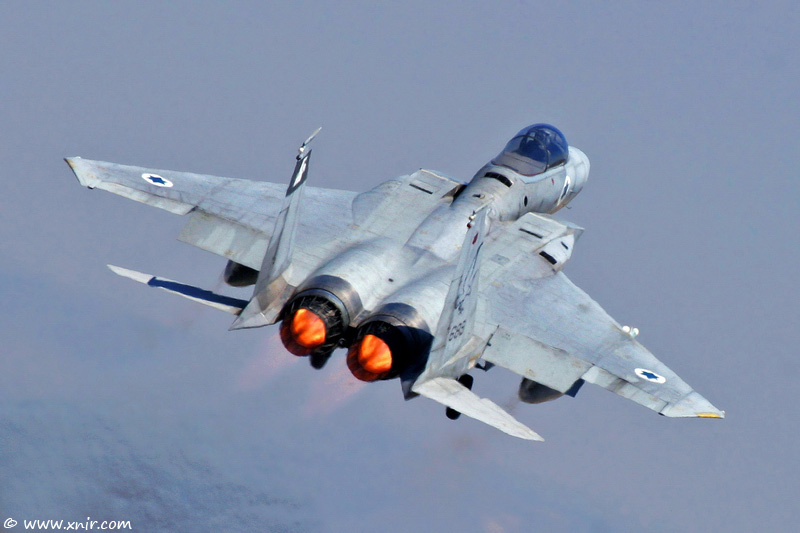 F-15 Eagle,  Israel Air Force
