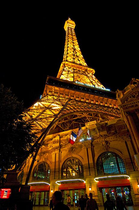 Eiffel Tower Restaurant - Paris Hotel
