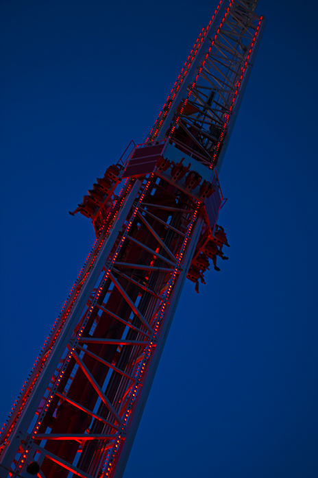 Thrills 1,149 feet above the Strip