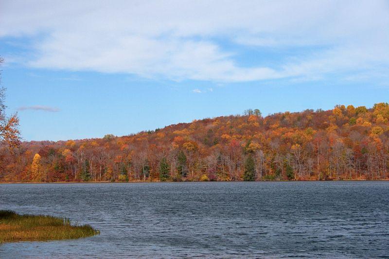 Fall at Hunters Lake
