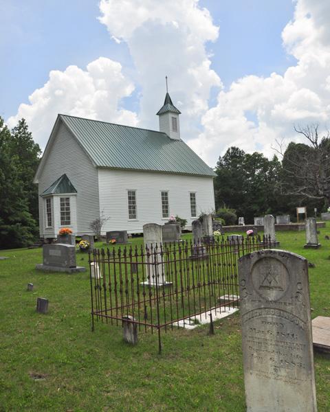 Hissop-Concord Church