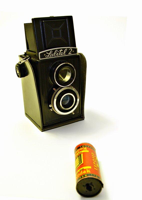 Lubitel-2 camera