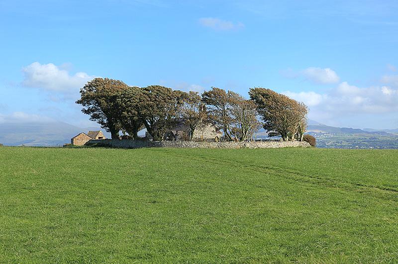 Llanfaglan Church (1241)