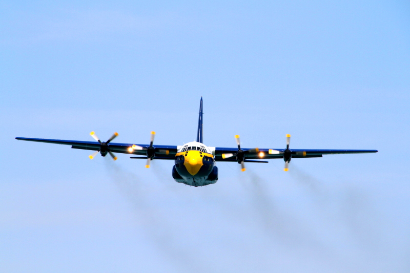Chicago Air and Water Show 2012 - Fat Albert