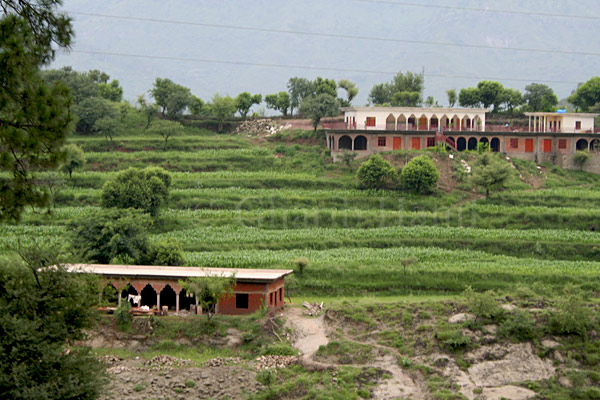 Houses near Narrh